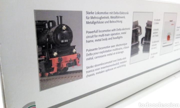Trenes Escala: COMO NUEVO CIRCUITO INICIACIÓN MARKLIN H0 29145. TRANSFORMADOR 6647 Y CONTROL DELTA MULTITREN 6604 - Foto 20 - 192039112