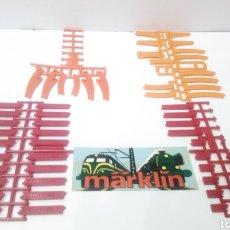 Comboios Escala: SET MARKLIN DISEÑO CIRCUITOS VIA M. 60 VIAS.. Lote 201261298