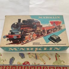 Trenes Escala: MARKLIN HO. CAJA COMPLETA 2803. Lote 202344723