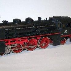 Trenes Escala: MARKLIN. LOCOMOTORA DE VAPOR H0 1/87 DIGITALIZADA.. Lote 203261862