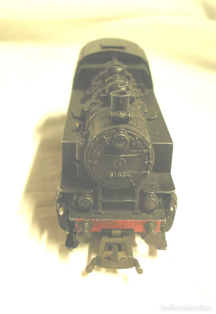 Trenes Escala: Locomotora Vapor Marklin 3031 - 81004 - Tren Escala H0 - Foto 2 - 203310995