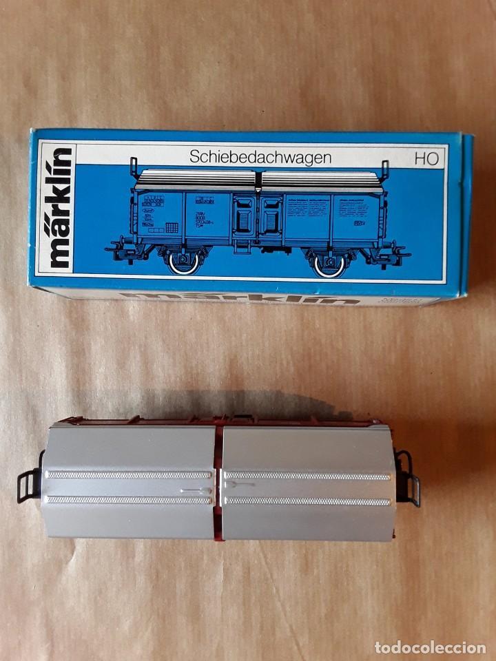 Trenes Escala: Marklin ho vagon ref.4619 - Foto 2 - 205304423