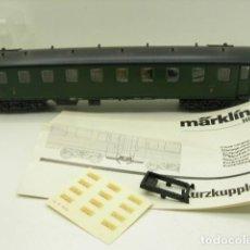 Trenes Escala: VAGONES MARKLIN. Lote 205535645