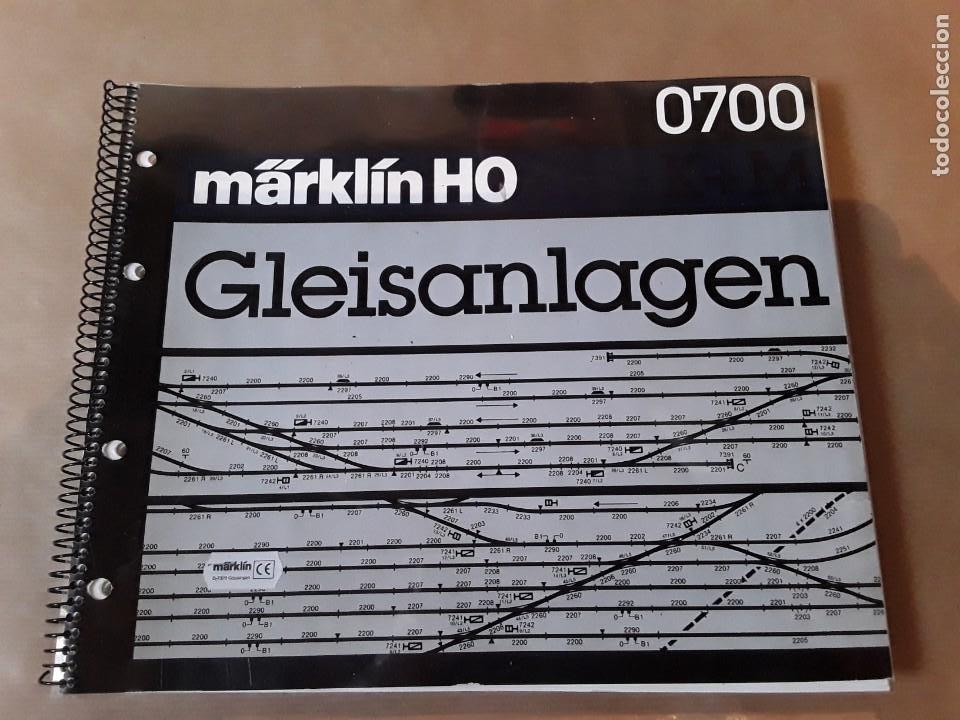 Trenes Escala: Marklin ho catalogos - Foto 2 - 205858627