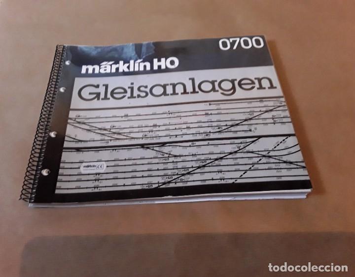 Trenes Escala: Marklin ho catalogos - Foto 3 - 205858627