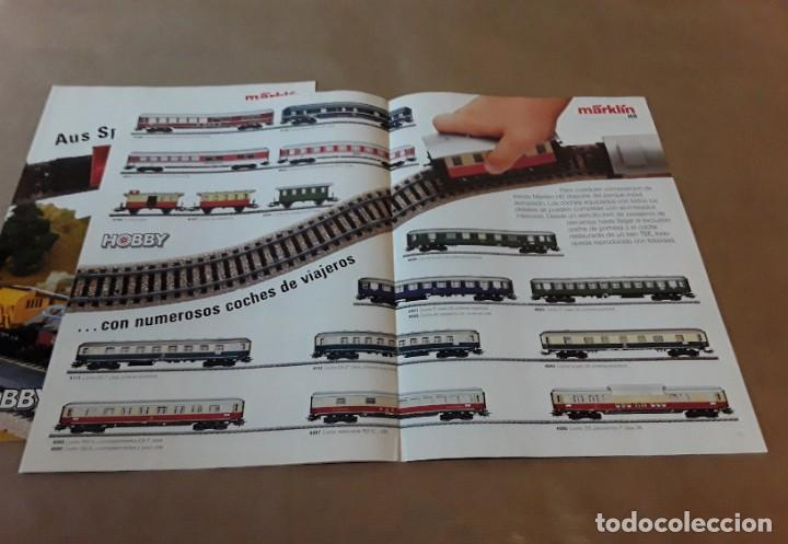 Trenes Escala: Marklin ho catalogos - Foto 6 - 205858627