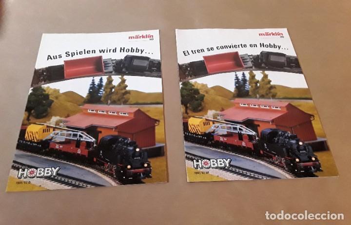 Trenes Escala: Marklin ho catalogos - Foto 7 - 205858627