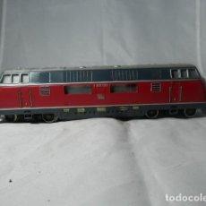 Trenes Escala: LOCOMOTORA DIESEL DE LA DB ESCALA HO DE MARKLIN. Lote 206291987