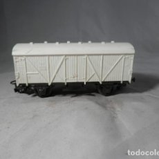Trenes Escala: VAGÓN CERRADO ESCALA HO DE MARKLIN. Lote 206292432