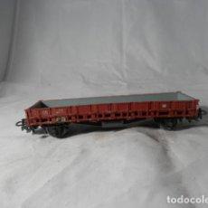 Trenes Escala: VAGÓN BORDE BAJO ESCALA HO DE MARKLIN. Lote 206292681