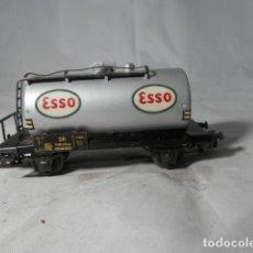 Trenes Escala: VAGÓN CISTERNA ESCALA HO DE MARKLIN. Lote 206293383