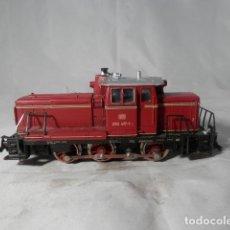 Trenes Escala: LOCOMOTORA DIESEL DE LA DB ESCALA HO DE MARKLIN. Lote 206293645