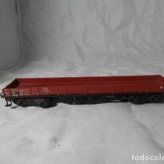 Comboios Escala: VAGÓN BORDE BAJO ESCALA HO DE MARKLIN. Lote 206570906