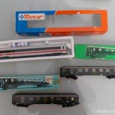 Trenes Escala: 2 VAGÓN MARKLIN H0 4026 1 VAGON ROCO. Lote 207068767