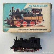 Trenes Escala: LOCOMOTORA VAPOR MARKLIN H0 REF 3029. Lote 207228053