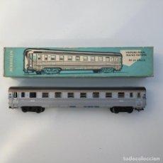Trenes Escala: COCHE DE VIAJEROS PARA TRENES RÁPIDOS DE LA SNCF MARKLIN H0 REF 4050. Lote 207230181