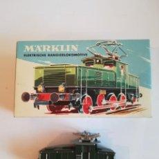 Trenes Escala: MARKLIN 3001 H0 , CON SU CAJA. Lote 208589273