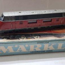 Trenes Escala: LOCOMOTORA MARKLIN REF.3021 EN CAJA ORIGINAL. Lote 208902313