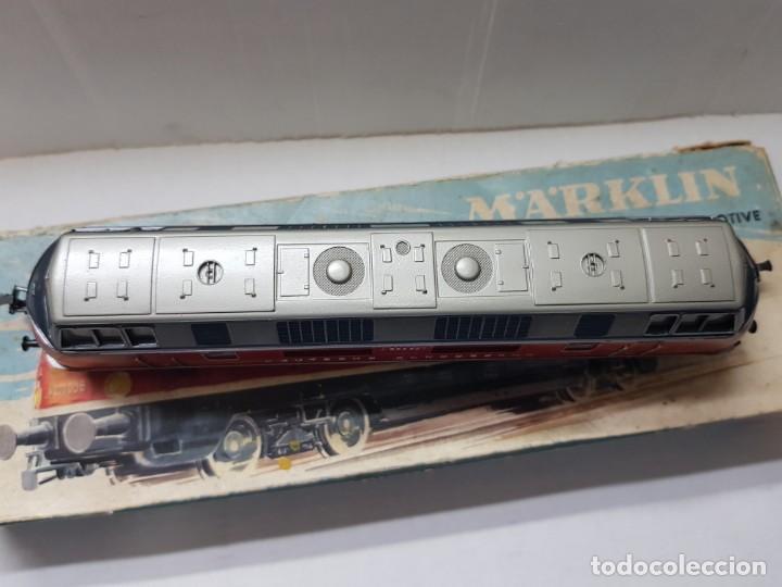 Trenes Escala: Locomotora Marklin ref.3021 en caja original - Foto 3 - 208902313