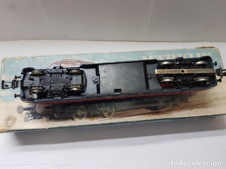 Trenes Escala: Locomotora Marklin ref.3021 en caja original - Foto 4 - 208902313
