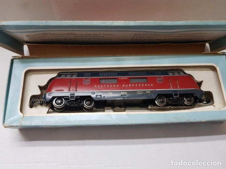 Trenes Escala: Locomotora Marklin ref.3021 en caja original - Foto 5 - 208902313
