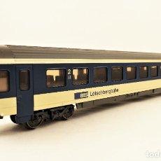 Trenes Escala: MARKLIN 4219 COCHE PASAJEROS 2ª CLASE DE LA BLS. Lote 209015290