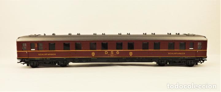 Trenes Escala: Marklin 43250 Coche Camas de la DB - Foto 2 - 209017121