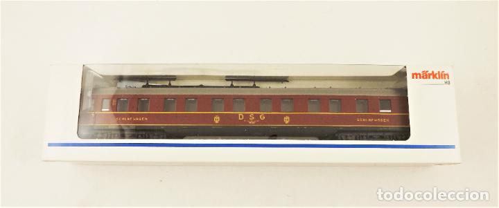 Trenes Escala: Marklin 43250 Coche Camas de la DB - Foto 5 - 209017121