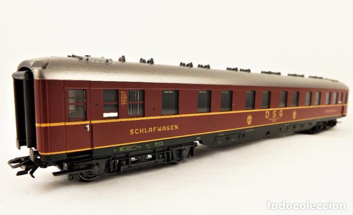 MARKLIN 43250 COCHE CAMAS DE LA DB (Juguetes - Trenes a Escala - Marklin H0)