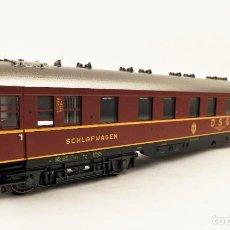 Trenes Escala: MARKLIN 43250 COCHE CAMAS DE LA DB. Lote 209017121