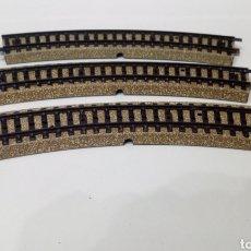 Trenes Escala: JIFFY VENDE 3 VIAS MARKLIN 3601A H0 VIA M 3601 A.. Lote 209629753