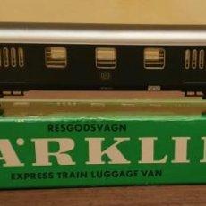 Trenes Escala: MARKLIN 4026 DB - VAGÓN DE PASAJEROS - ESCALA HO - CON CAJA ORIGINAL.. Lote 209727653