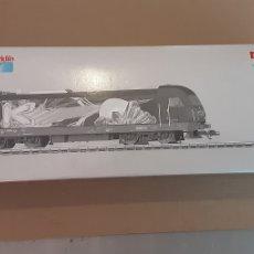 Trenes Escala: LOCOMOTORA MARKLIN H0 36837. Lote 210754687
