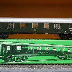 Trenes Escala: MARKLIN H0 COCHE-FURGÓN PARA EQUIPAJES, DE LA DB, REFERENCIA 4026. *TODO METÁLICO*. Lote 211527662