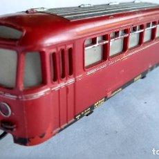 Trenes Escala: MARKLIN H0 VAGÓN COCHE DE AUTOMOTOR, CON LUZ.. Lote 211599231