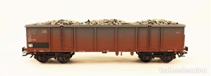 Trenes Escala: Marklin MHI 47191 Vagon abierto con carga - Foto 3 - 211683440
