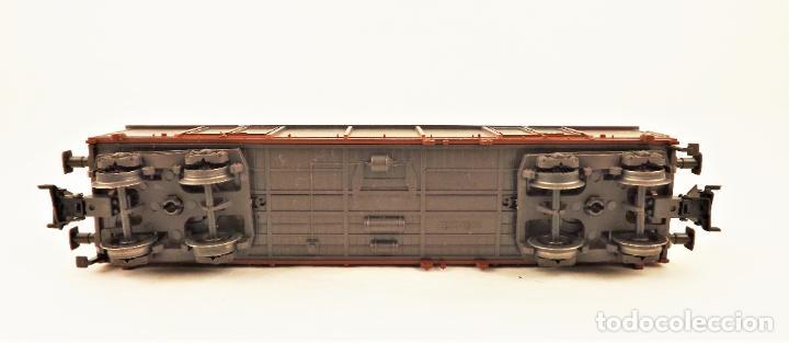 Trenes Escala: Marklin MHI 47191 Vagon abierto con carga - Foto 4 - 211683440