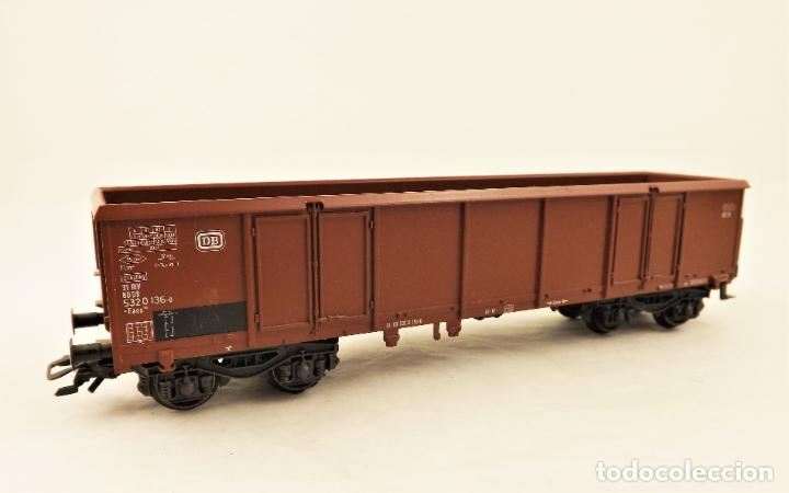 MARKLIN 4690 VAGON ABIERTO (Juguetes - Trenes a Escala - Marklin H0)