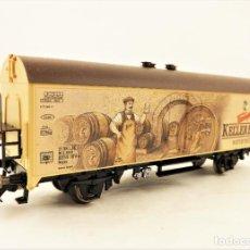 Trenes Escala: MARKLIN 45024 VAGON KELLERBIER. Lote 211688788