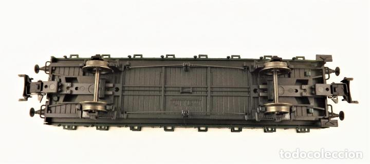 Trenes Escala: Marklin 46360 Vagon plataforma con teleros - Foto 4 - 211689123