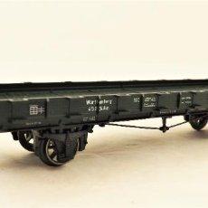 Trenes Escala: MARKLIN 46360 VAGON PLATAFORMA CON TELEROS. Lote 211689123