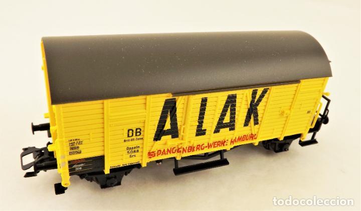 Trenes Escala: Marklin 48160 Vagón Insider año 2010 Alak - Foto 2 - 211690026