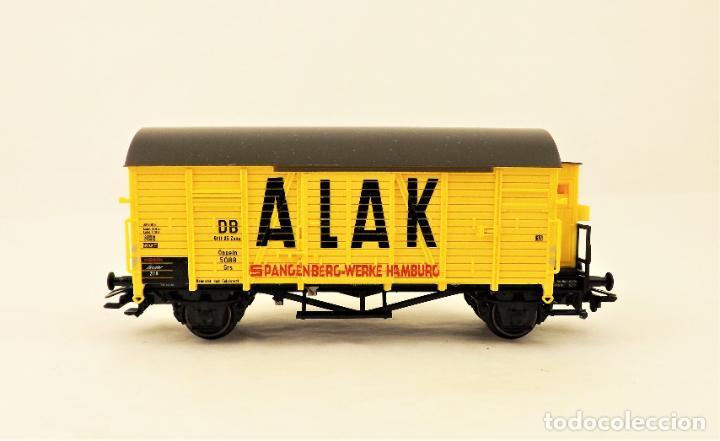 Trenes Escala: Marklin 48160 Vagón Insider año 2010 Alak - Foto 3 - 211690026