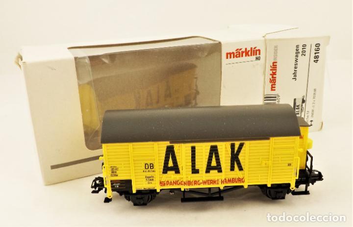 Trenes Escala: Marklin 48160 Vagón Insider año 2010 Alak - Foto 5 - 211690026