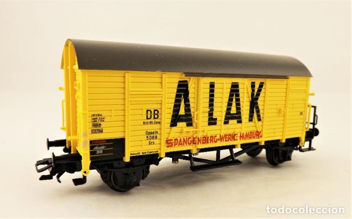 MARKLIN 48160 VAGÓN INSIDER AÑO 2010 ALAK (Juguetes - Trenes a Escala - Marklin H0)