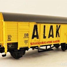 Trenes Escala: MARKLIN 48160 VAGÓN INSIDER AÑO 2010 ALAK. Lote 211690026