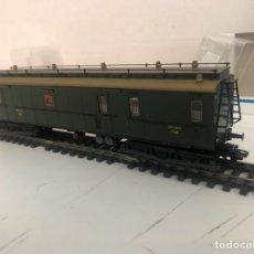 Trains Échelle: VAGÓN CORREOS 4229 TREN EXPRESO DE MARKLIN H0 EN CAJA. Lote 213153772