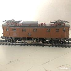 Trains Échelle: LOCOMOTORA ELÉCTRICA 10460 DE MARKLIN H0. Lote 213176497