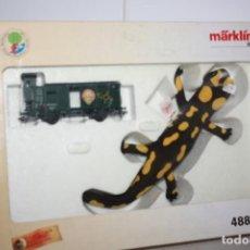 Trenes Escala: ANTIGUA CAJA DE COLECCIÓN DE MARKLIN.. Lote 214915030