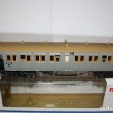 Trenes Escala: ANTIGUO VAGÓN MARKLIN EN SU CAJA.. Lote 215240801